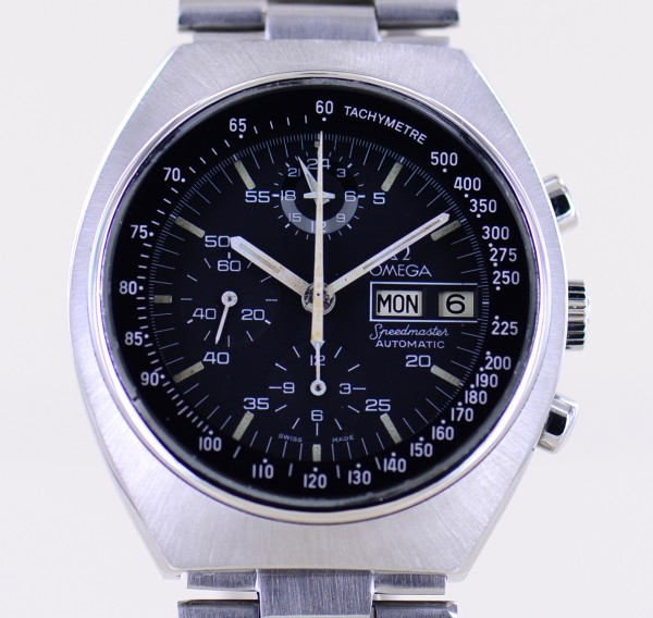 Speedmaster Mark 4.5 Chronograph Vintage Top Day Date Klassiker 1045
