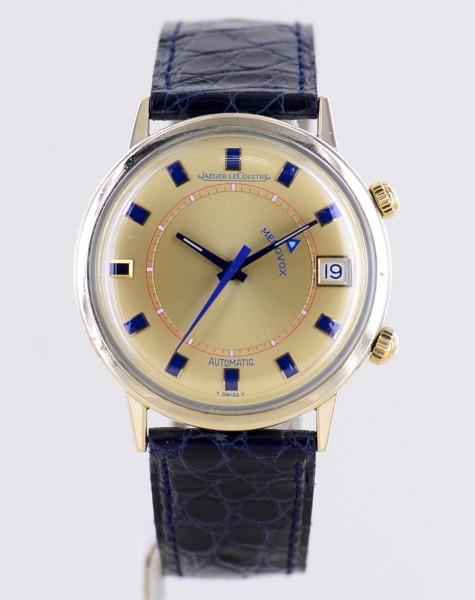 Jaeger-LeCoultre Memovox 874 Alarm Date Automatik Gold Dresswatch Cal. 916