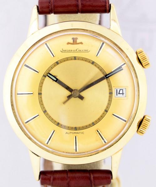 Jaeger-LeCoultre Memovox Alarm Date Automatik Bumper Dresswatch Cal. 825