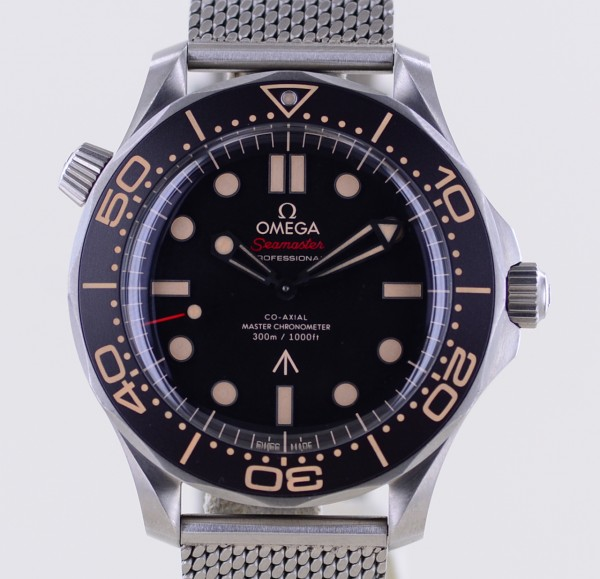 Seamaster 42 No Time to die James Bond 007 limited edition Top B+P