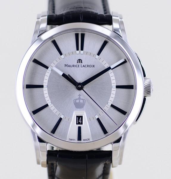 Pontos Automatic Silver Dial Limited Edition 40mm ungetragen Dresswatch B+P