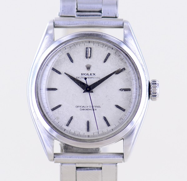 Rolex Oyster Perpetual Vintage mount everest Charles Evans Oysterband rar