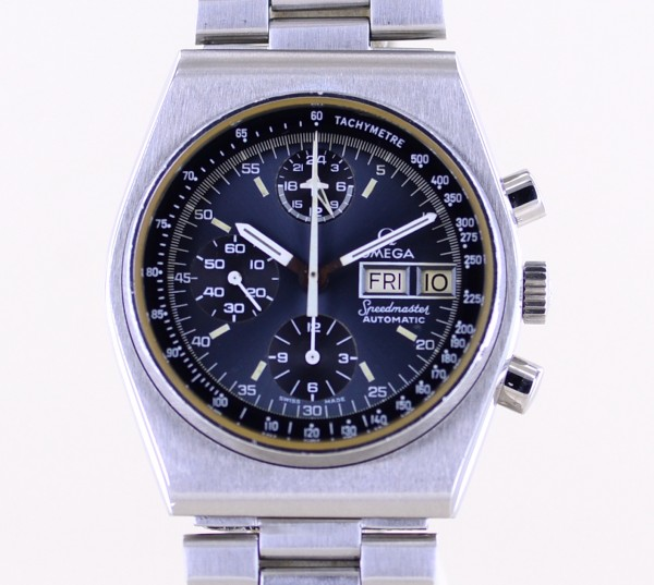 Speedmaster Chronograph Vintage Top Day Date Klassiker 1045 70s Tonneau