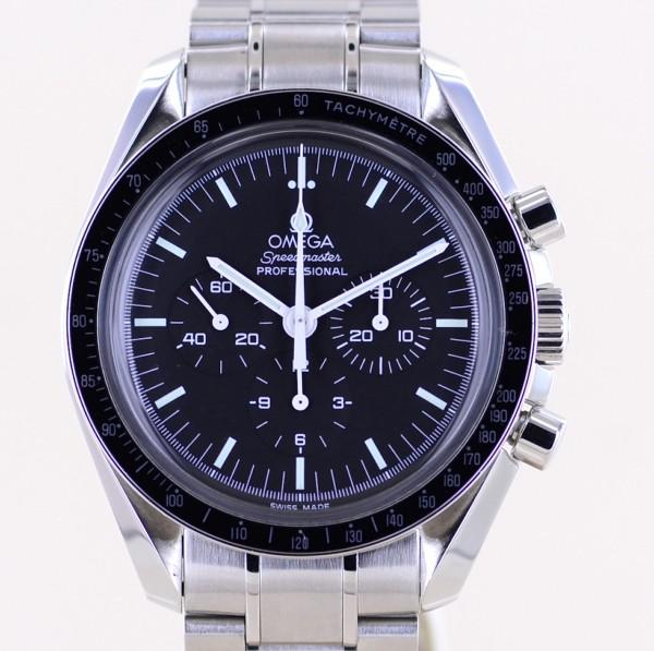 Speedmaster Professional Chrono Moonwatch Plexiglas 1861 Klassiker B+P