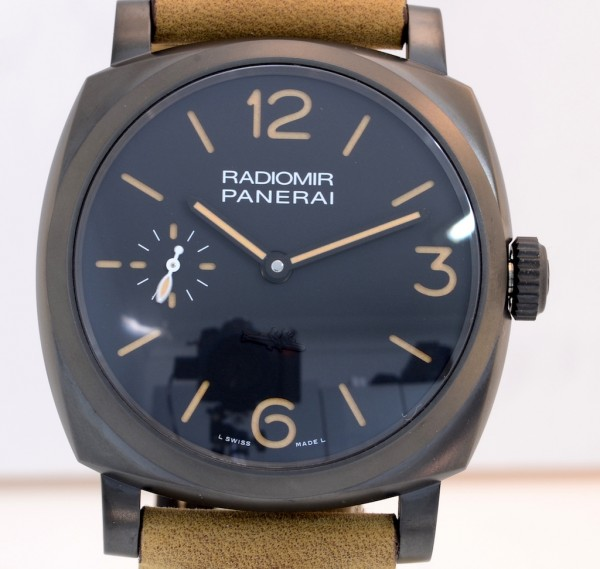 Paneristi Forever DLC PAM 532 black 47mm Limited 500 pieces
