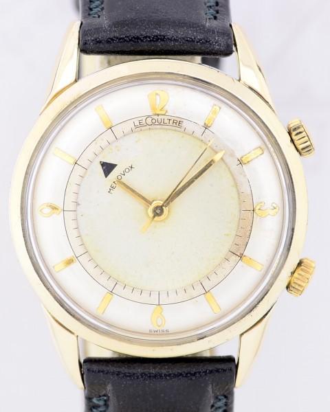 Jaeger-LeCoultre Memovox Alarm Handwind Dresswatch Cal. 814 Klassiker Vintage