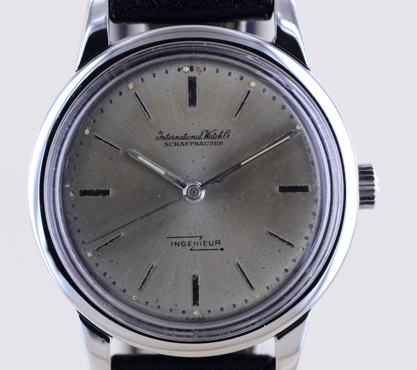 Ingenieur 666 Vintage Dresswatch No-Date Dial 36mm Ingenieur Cal. 853 Automatic Pellaton