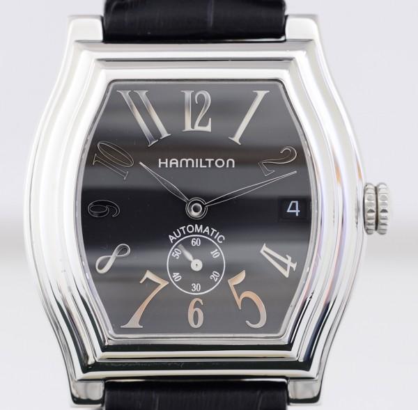 Hamilton Dodson Automatic Date Dresswatch American Classic Steel
