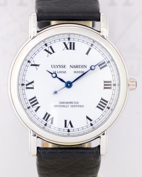 Ulysse Nardin Platine Dresswatch 37mm 139.70.9 White roman dial
