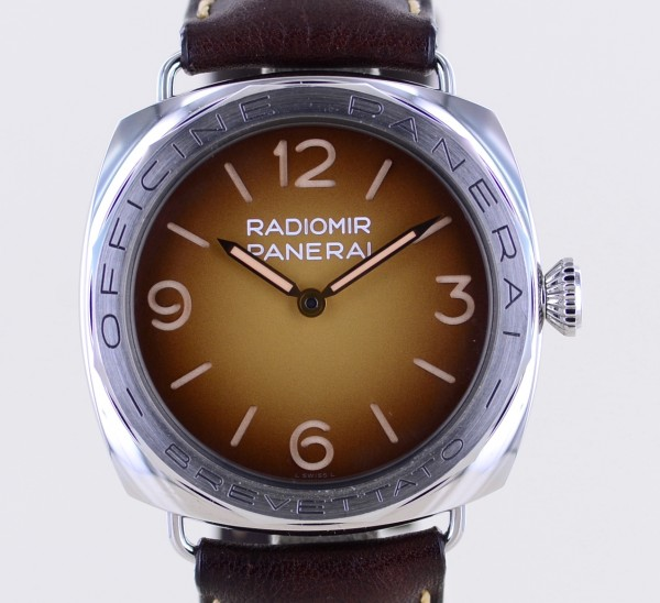 Radiomir 3 Days Special Edition 687 Limited 47 mm Cal P3000 3 days Brevettato