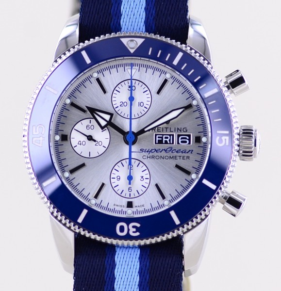 Superocean Heritage II Conservancy Limited Edition Chronograph 44mm Diver Automatic