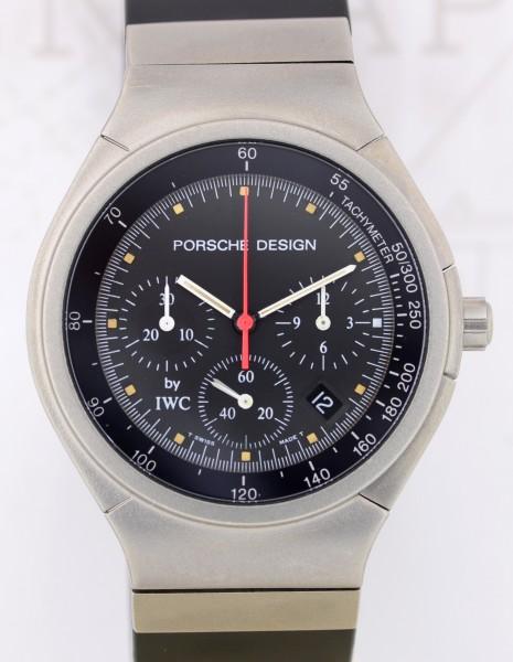 Porsche Design by IWC Titan Quartz Chronograph Klassiker Cal 630 Top