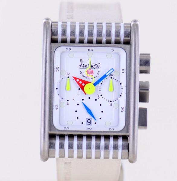Bolido Krono white Dial Limited Chronograph Automatik Titan 250 Stück