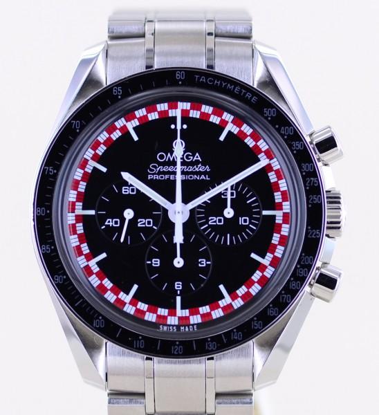 Speedmaster Professional Chrono Moonwatch TinTin Plexiglas 1861 rar B+P