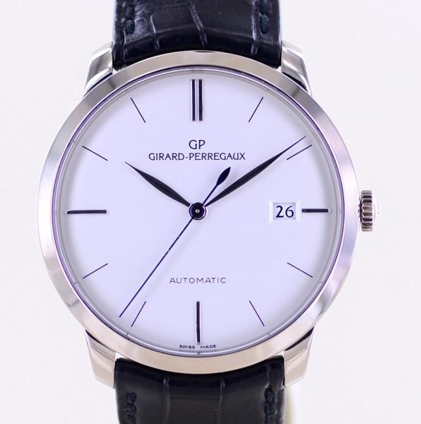 18K White Gold 1966 Classique Elegance Dresswatch GP03300 Luxusuhr Unisex