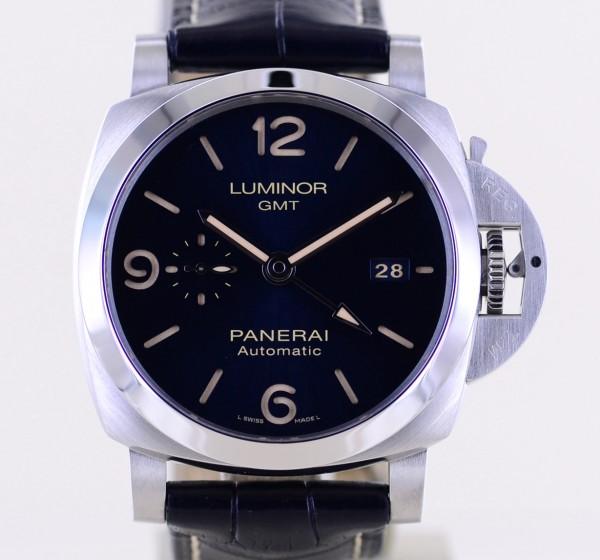 Luminor 44 GMT 3-Days Power Reserve Automatic Date Pam1033 B+P